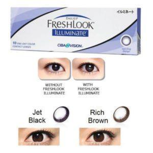 DAILIES FRESHLOOK ILLUMINATE